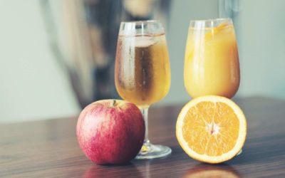 Les bienfaits du jus de pomme
